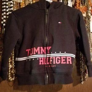 2T tommy Hilfiger hoodie